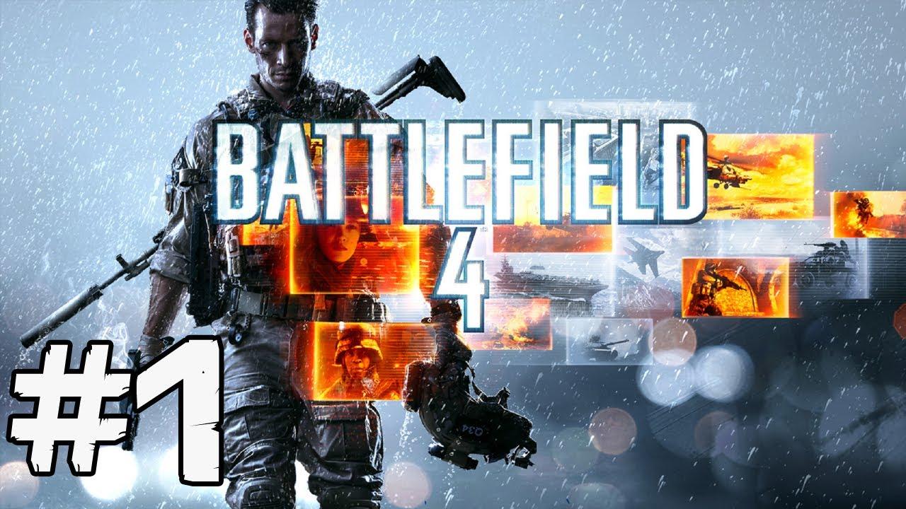 Battlefield 4 - Playthrough #1 [FR][HD]