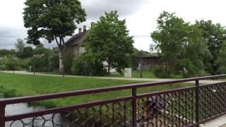 Речка Резекне(Уточки на речке в Резекне. Лето 2015., 2015-12-31T14:22:58.000Z)