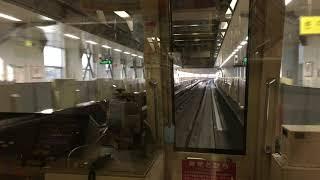 【後面展望】札幌市営地下鉄南北線(真駒内ー平岸)