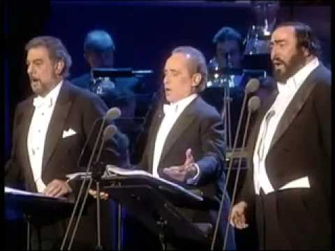 The 3 Tenors - Happy Christmas, War is Over
