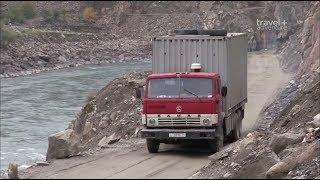 Таджикистан Самые Страшные и Жуткие Дороги в Мире 'Самые опасные путешествия'