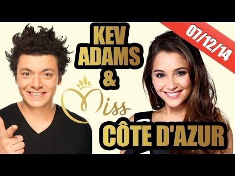 La vérité sur la relation entre Miss Côte d'Azur et Kev adams !!