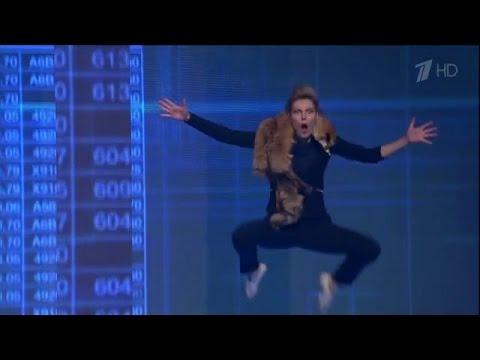 Без страховки: Мария Кожевникова - 06.03.2016. Прыжки на батуте
