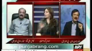 Kashif Abbasi exposed by Sharmila Farooqui