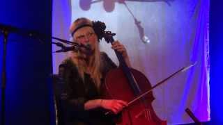 Christine Owman - Familiar Act - Live @ Musicstar, Norderstedt - 01/2014