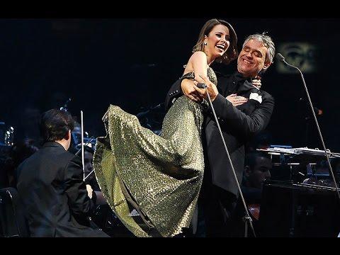 Resultado de imagem para M � S I C A Andrea Bocelli & Sandy Vivo por ela[ella]Vivo per lei