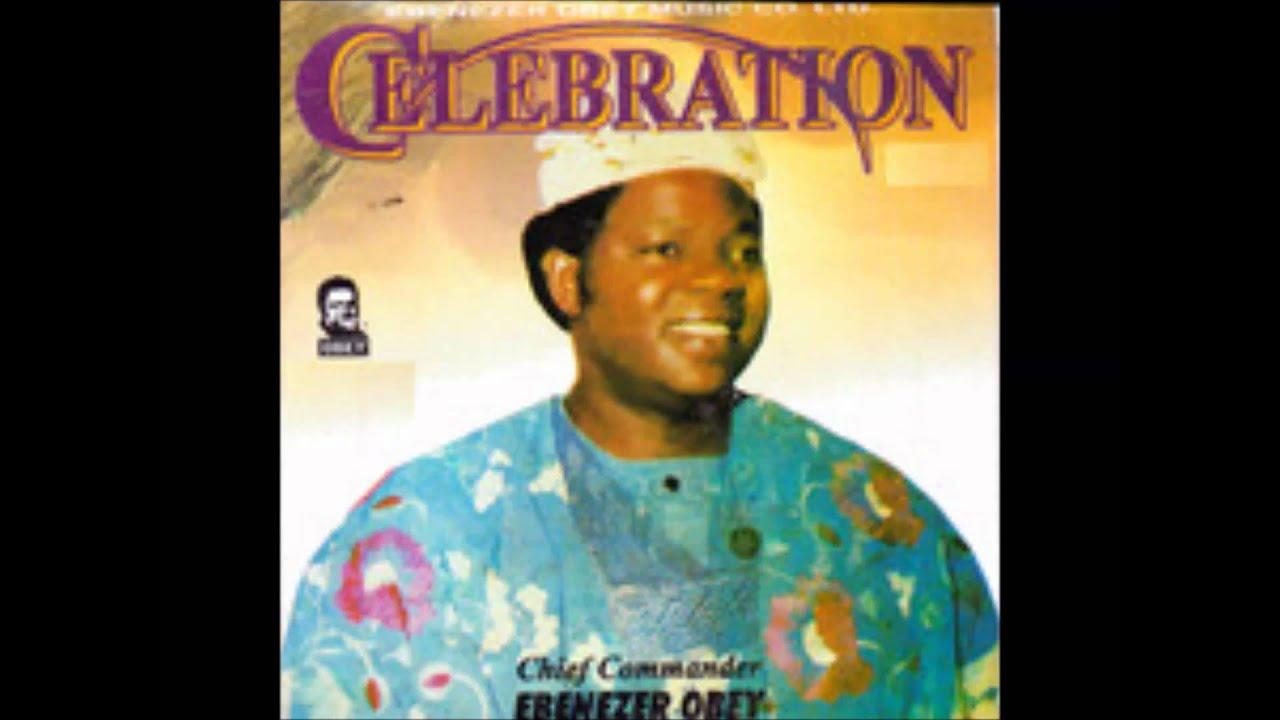 Download Ebenezer Obey- Ota Mi Dehin Lehin Mi