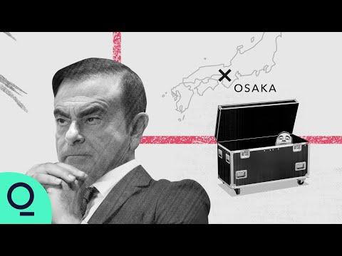 Inside Carlos Ghosn's Unbelievable, Daring Escape