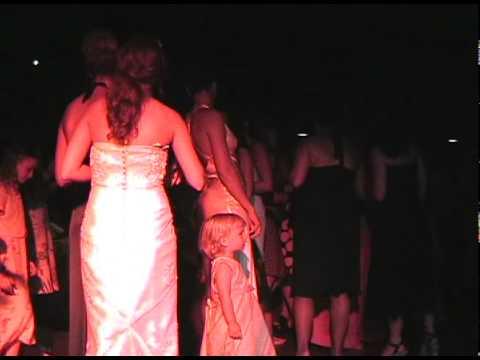Minnesota Zoo Discovery Bay Wedding Reception Toss into Shark Pool