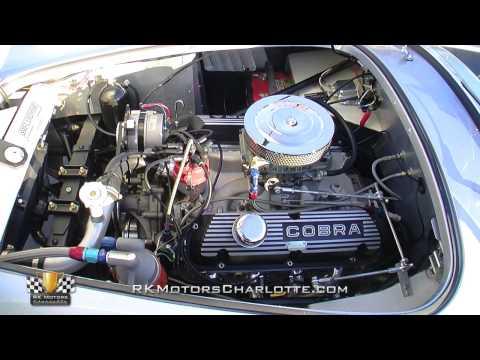 134548 / 1965 Shelby Cobra 289 FIA