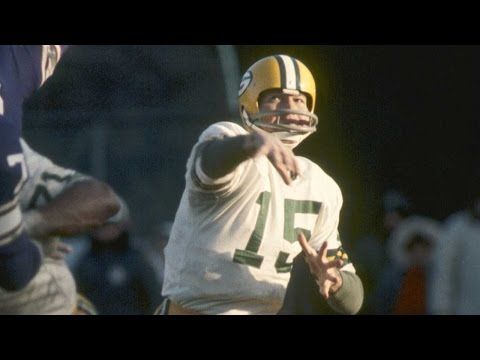 Bart Starr (QB, Green Bay Packers) Career Highlights | NFL