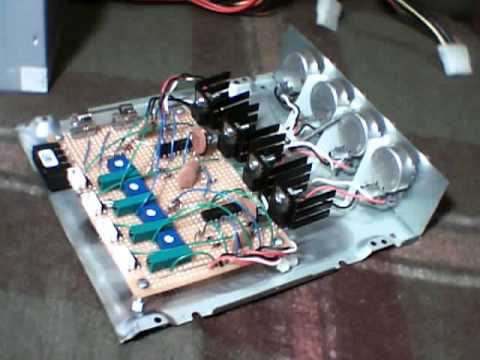 pwm fan controller diy 2 or 3 wire fans 555 timer