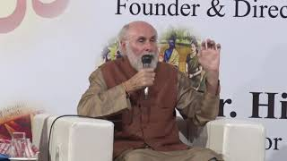 Dr. David Frawley delivering his Speech on Vedic Philosophy in 21st Century