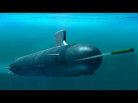 World's BIGGEST Submarine! Nuclear Submarine of US Navy Army (FREE DOCUMENTARY 2016)