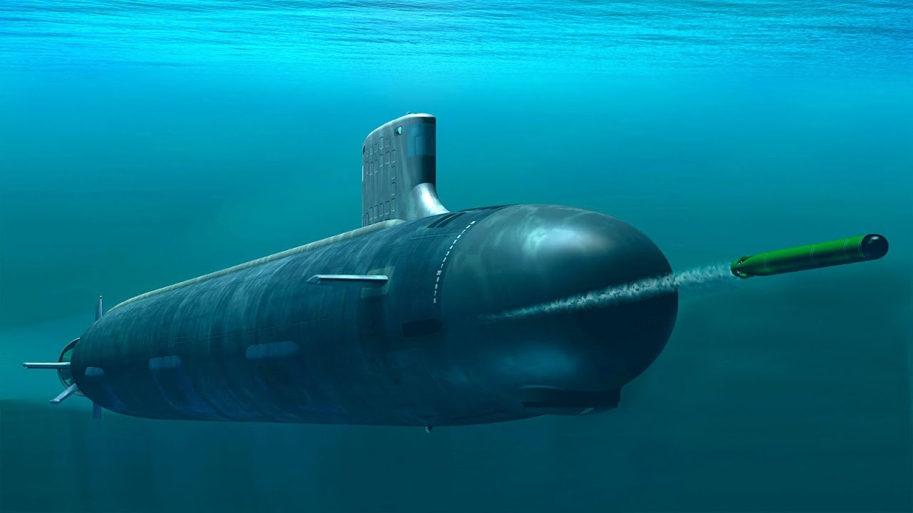 World 39 s biggest submarine nuclear submarine of us navy for Interieur u boat