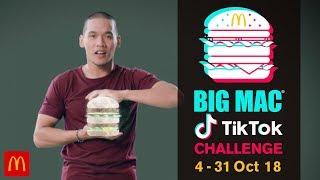 the impossible big mac challenge