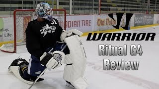 Warrior Ritual G4 Review | What I