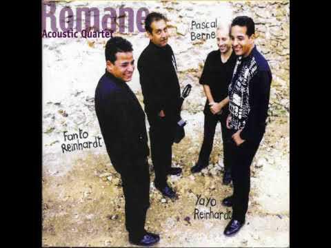 Romane Acoustic Quartet (full album, 2002)