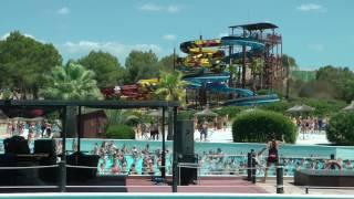 Aqualand El Arenal Mallorca - Water Aerobics 2016