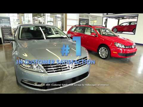 Gunther Volkswagen Mall of Georgia - Number One Commercial