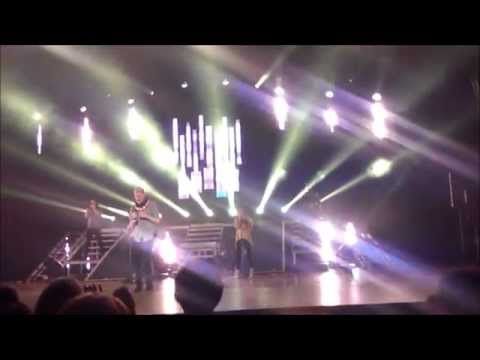 Pentatonix Live mix, Little Rock AR (HD)
