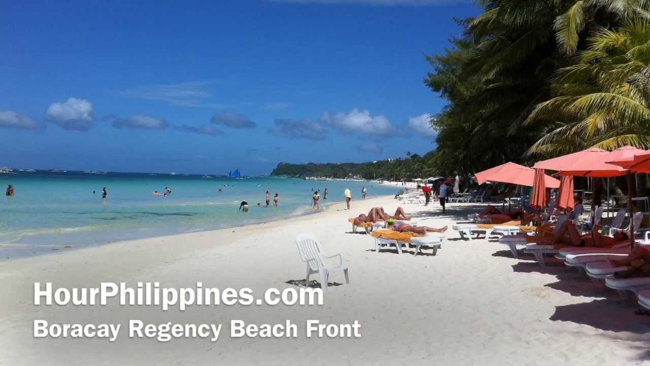 Boracay Regency Beach Resort Front Station 2 Island By Hourphilippines You