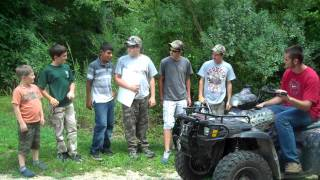2013 Do The Ride Thing Video #1 - Harnett Co./Chatham Co., NC