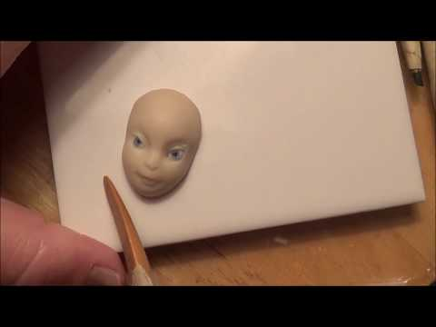 Part 1 how to sculpt a face