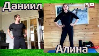 Alina ZAGITOVA Daniil GLEIKHENGAUZ Home practice Chat 14 05 2020