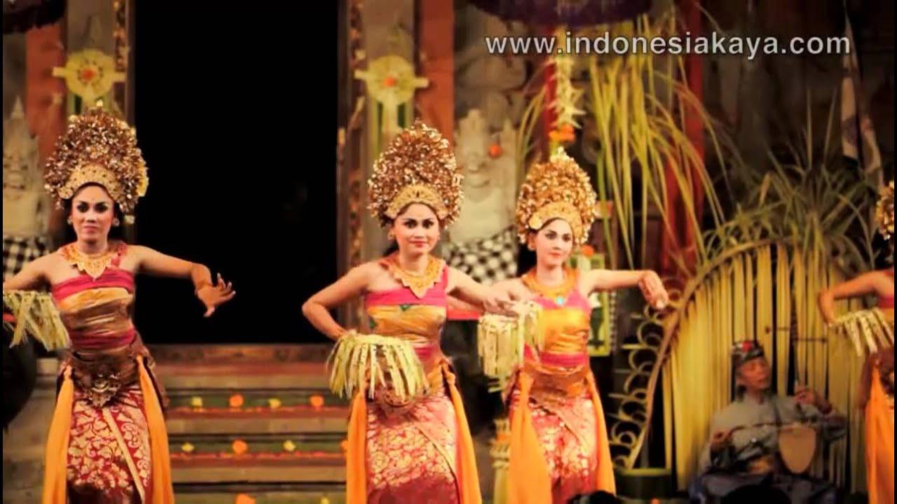 Tari Pendet Dari Bali Indonesia Youtube Download Lengkap