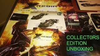 x REBIRTH COLLECTORS EDITION UNBOXING