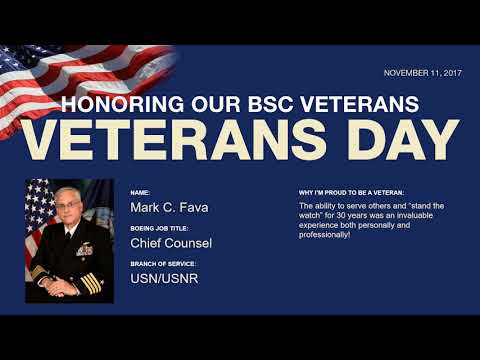 Veterans make us better at Boeing South Carolina