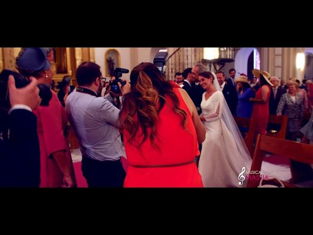 Entrada de la novia a San Nicolas Canon de Pachelbel orquesta violines Musica bodas murcia Wedding