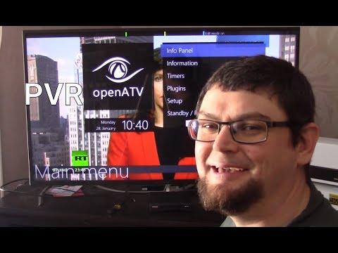 Free Satellite TV PVR (Personal Video Recorder)- ZGemma H7 UHD - OpenATV
