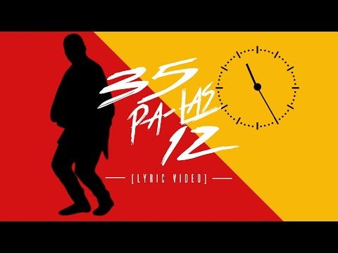 Fuego - 35 Pa Las 12 ft. J Balvin [Lyric Video]