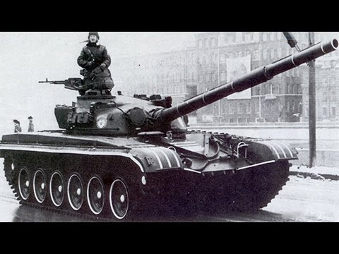 T-72 Main Battle Tank Documentary - MADE in the USSR