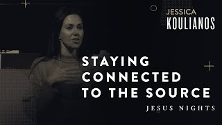 Download Jessica Koulianos | Staying Connected To The Source Mp3 and Videos