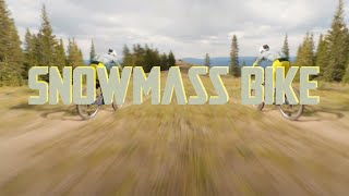 Snowmass Bike Park by FPV Drone