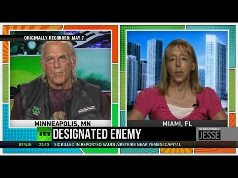 Iran, North Korea & Medea Benjamin