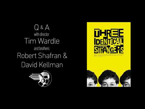 Three Identical Strangers Q&A with Director Tim Wardle & guests Mp3