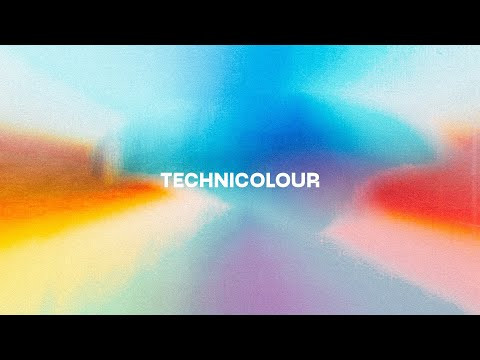 Technicolour [Official Lyric Video] - Elevation Youth MSC