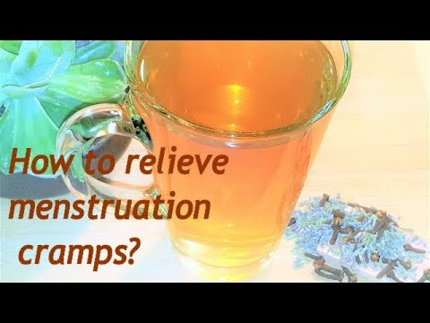 how to clean your uterus during period /and relief pain and menstruation cramps/most effective