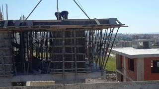 Kalıp işi nasıl yapılır inşaat ustası