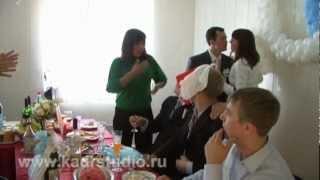 Свадьба в ресторане видеосъёмка в Москве Подольске
