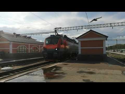 Зарисовка со станции Брянск-Орловский.