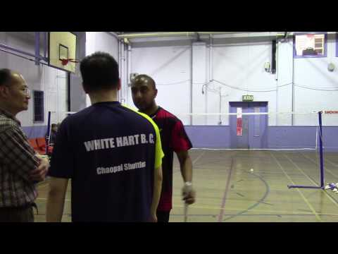 Gary & Jabbar vs Finsbury 1