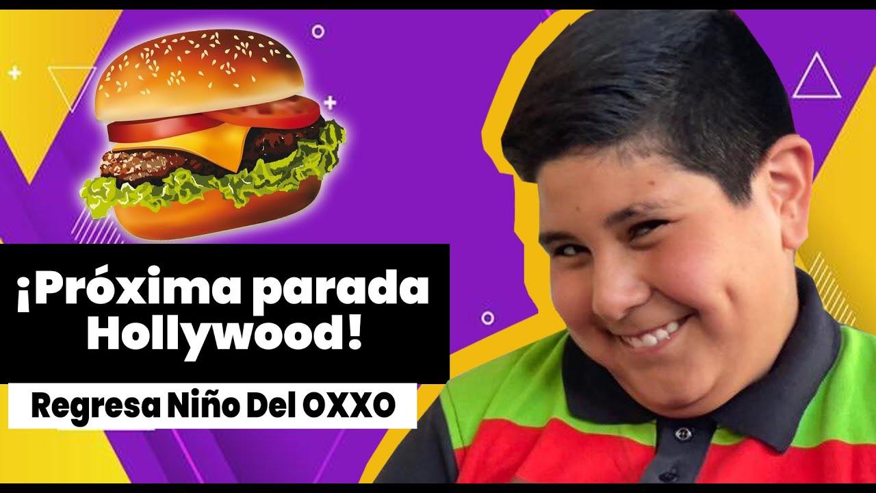 "NIÑO del OXXO es ahora NIÑO del BURGER KING ""mmmmm"""