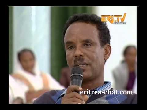 Eritrean Merhaba Interview with Mihretab Kidane Aka Akla - Eritrea TV