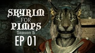 Skyrim For Pimps - Soggyballs (S5E01) - Walkthrough