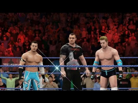 (ECW Network) March Week 1 Smackdown (Year Two)